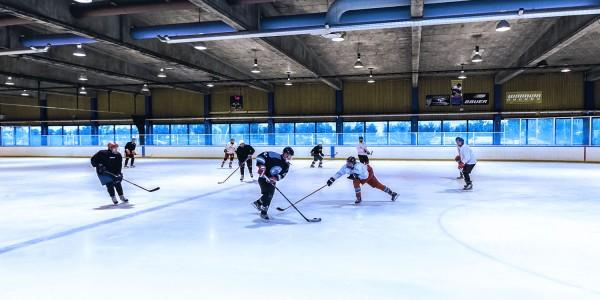 hockeypassning