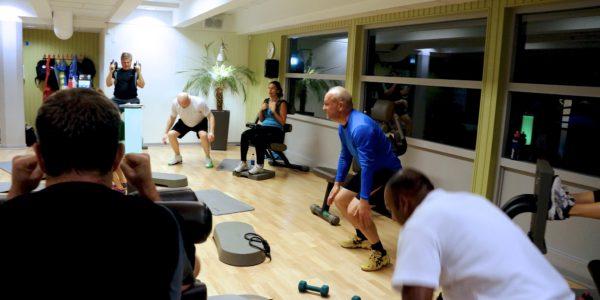 Kom igång och träna